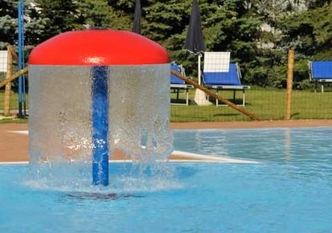Giochi piscina D'acqua